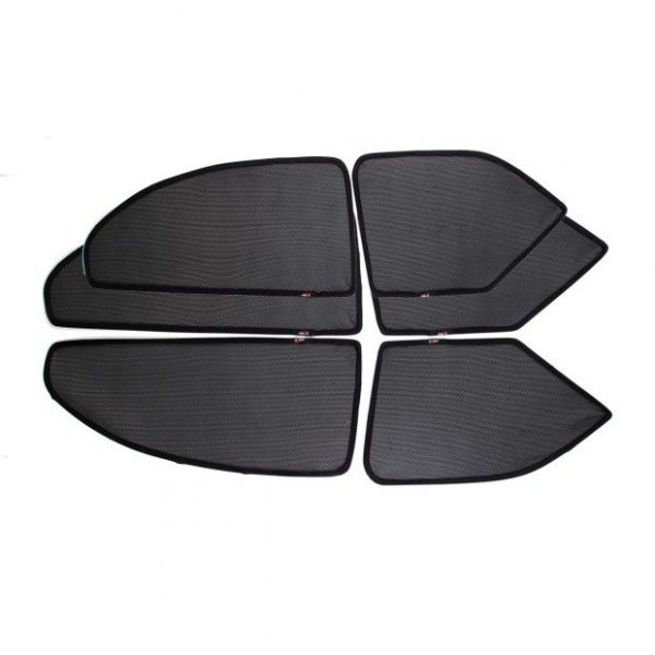 magnetic sunshades