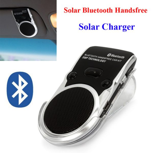 Solar-Bluetooth-Speakerphone